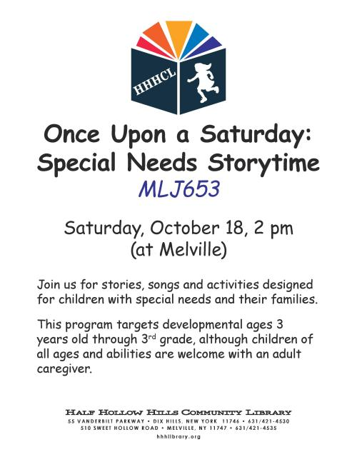 Special Needs Storytime October 2014-page1